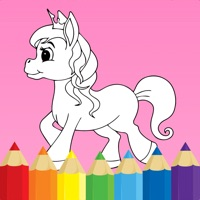 Codes for Coloring book Unicorn & Horses Hack