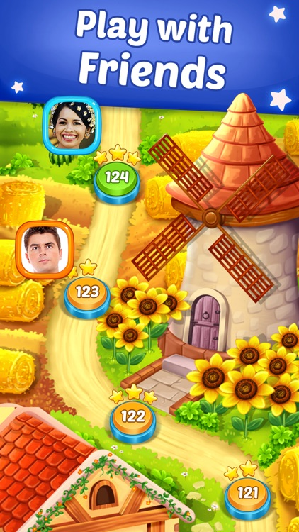 Fruit Cube Blast: Match 3 Game screenshot-3