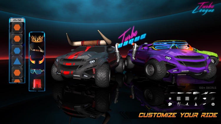 Turbo League screenshot-3