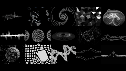 Spectrum - Music Visualizer by Y  MOCHIDUKI (iOS, United States