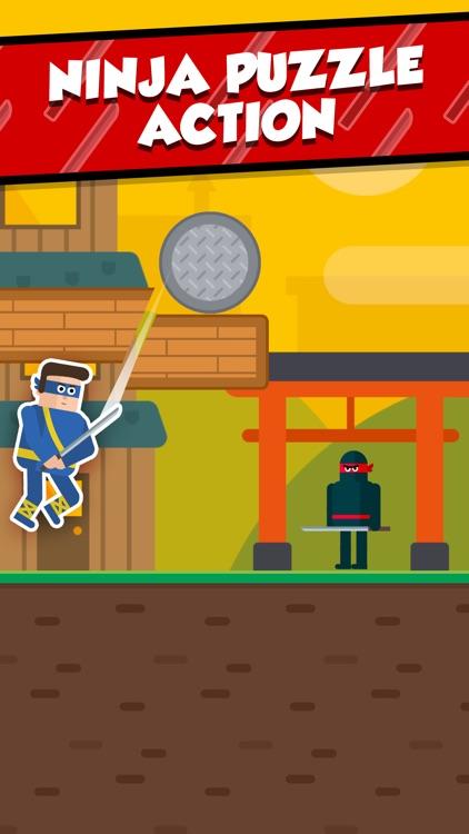 Mr Ninja - Slicey Puzzles screenshot-0