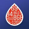 血糖伙伴+: 糖尿病记录监控器