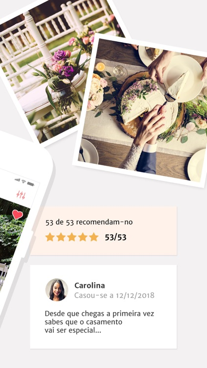 Casamentos.pt screenshot-3