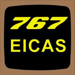 B767 EICAS
