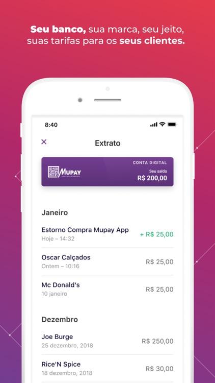 Conta Digital MuPay screenshot-5