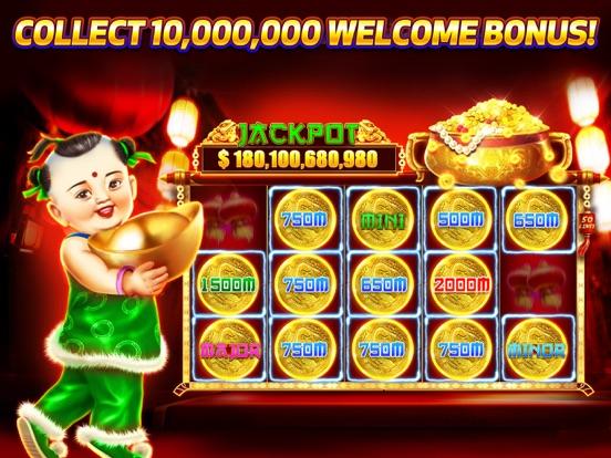 iPad Image of Winning Slots™ - Casino Slots