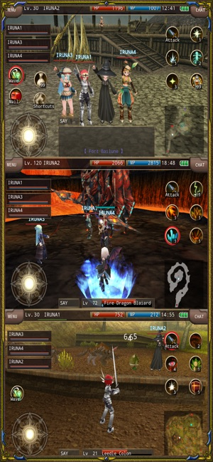 RPG IRUNA Online MMORPG on the App Store