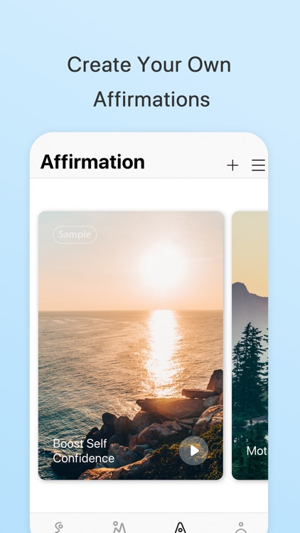 Subliminal: Affirmations