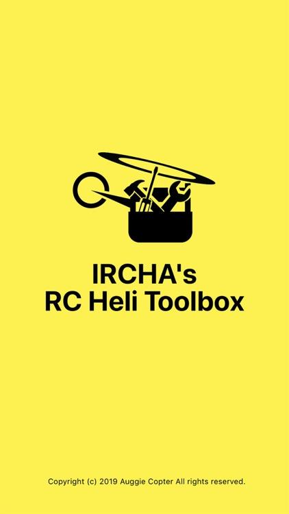 RC Heli Toolbox