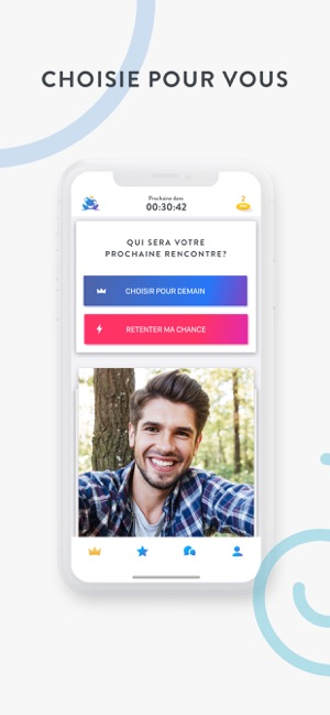 Hot iPhone rencontres applications