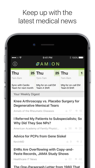 Amion - Physician Scheduling-2