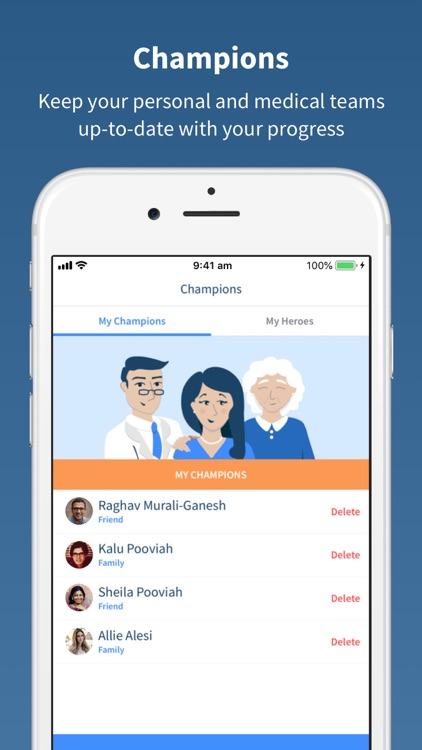 CancerAid screenshot-4
