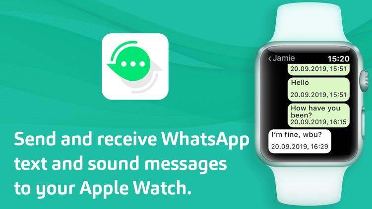 Watch.Talk for WhatsApp