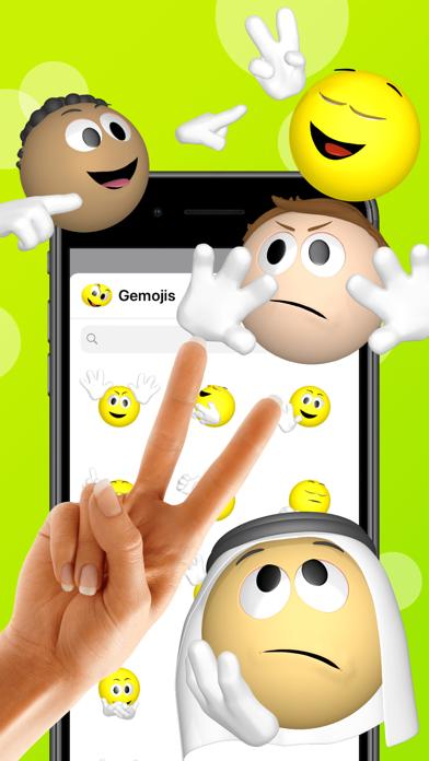 Herunterladen Smileys und Gesten > Gemojis für Pc
