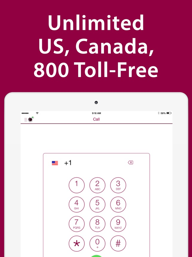 iPlum: 2nd Business Phone Line on the App Store