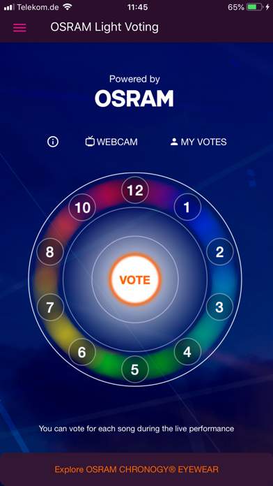 Eurovision Song Contest - The Official App Screenshot 6