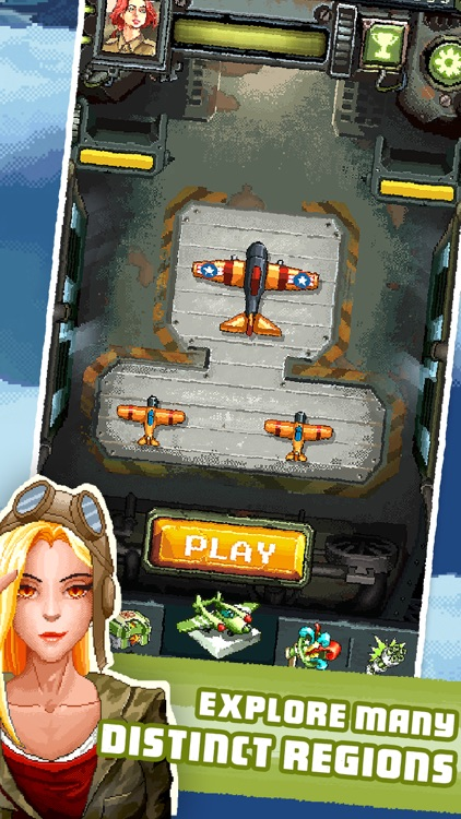 1942 Classic Arcade screenshot-6