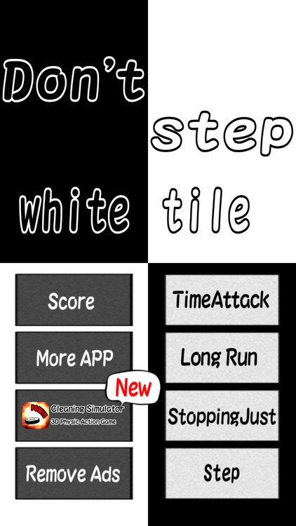 Don't step the white tile screenshot-3