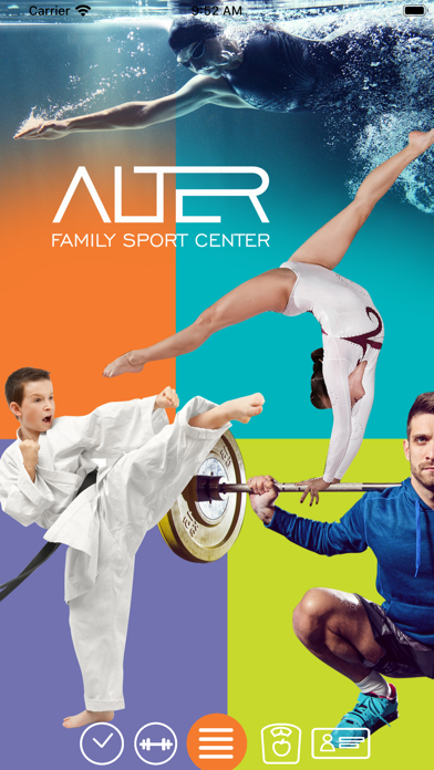 点击获取Alter Family Sport Center