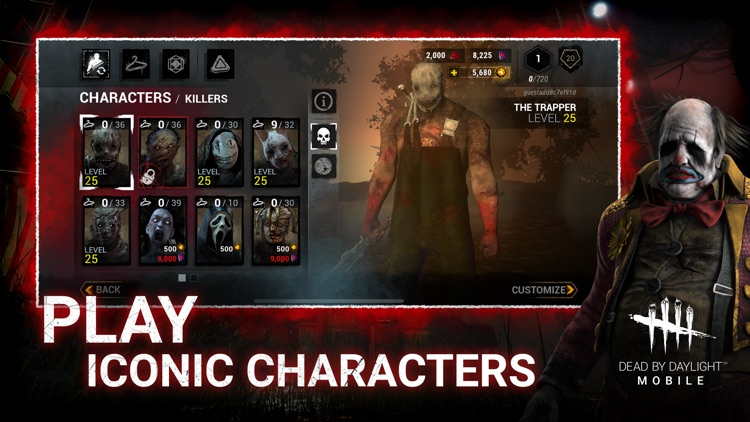 Dead by Daylight Mobile screenshot-4