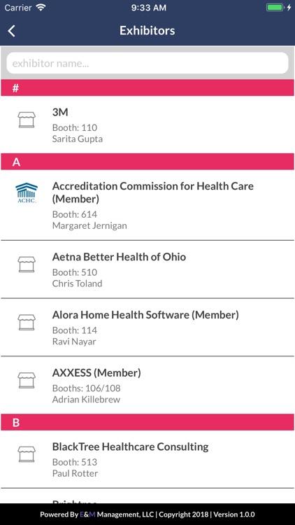 OCHCH Annual Conference 2018 screenshot-3