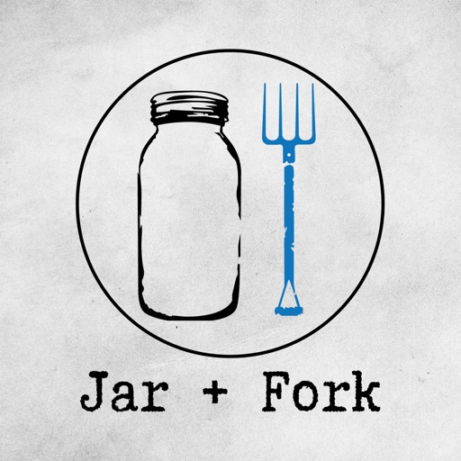 Jar + Fork icon