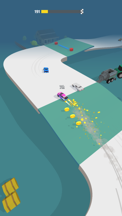 Drifty Race! screenshot 5