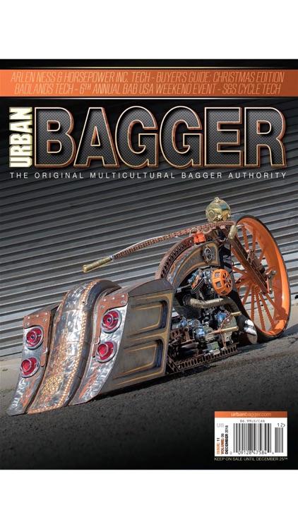Urban Bagger screenshot-4