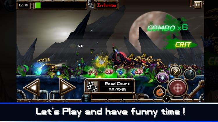 Alien Hunter, Zombie Shooter screenshot-3