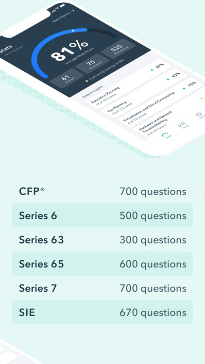 Finance Pocket Prep CFP Series