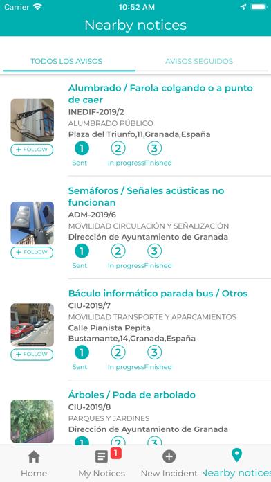 Granada Mejora screenshot #7