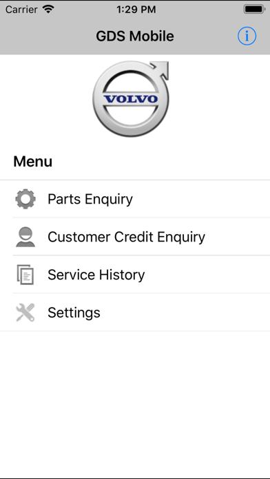 GDS Mobile App