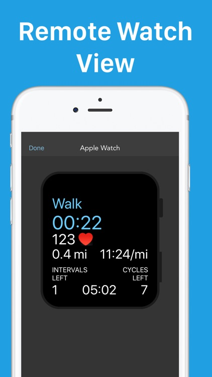 Intervals Pro - Interval Timer screenshot-9