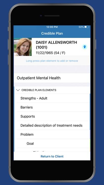 Credible Care screenshot-3
