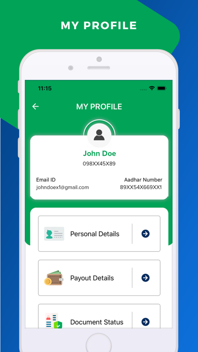 POS by Gennext Insurance screenshot #2