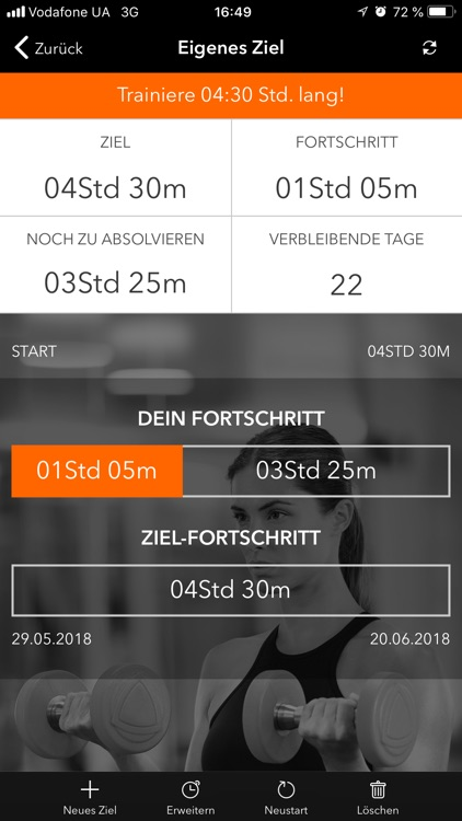 Migros Fitness screenshot-4