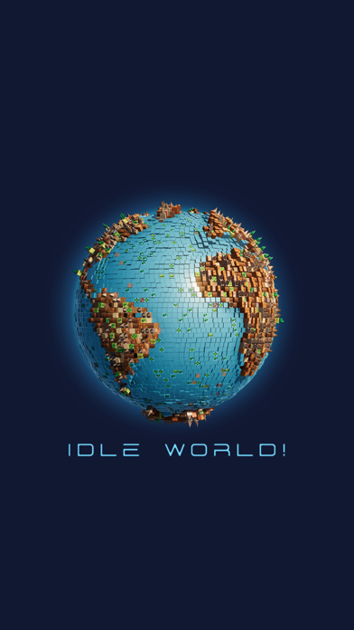 Idle World ! Screenshot