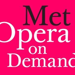 Met Opera on Demand on the App Store