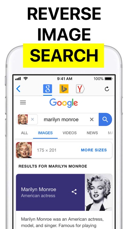 Reversee: Reverse Image Search screenshot-0