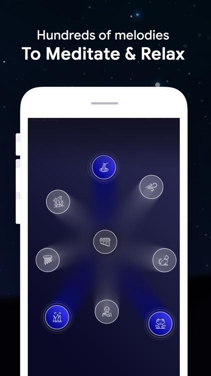 Meditation,Sleep Sounds,Relax screenshot-3