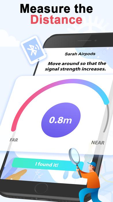 Air Finder: Find My Bluetooth screenshot 2
