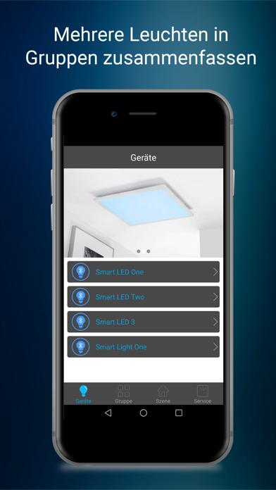 Briloner Control screenshot three