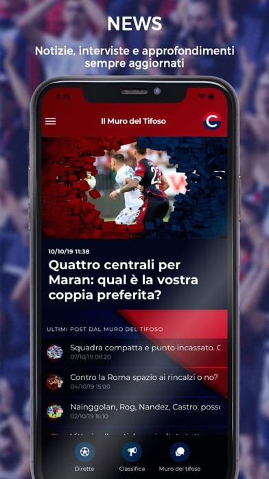 CalcioCasteddu screenshot 1