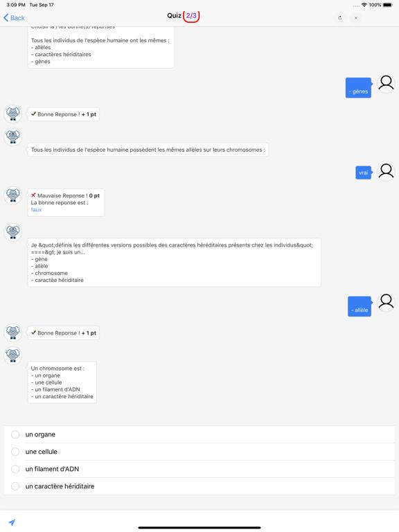Aplus 3ème screenshot 18