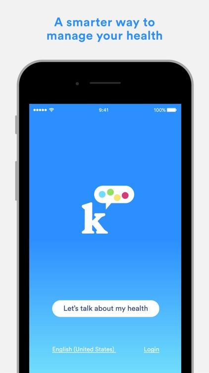 K Health screenshot-0