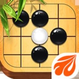 元游围棋-单机教学,联网挑战