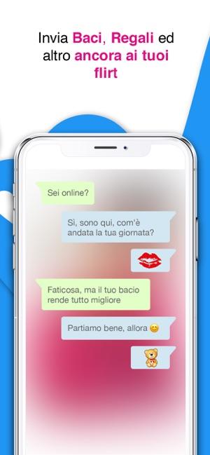 Flirt e sesso app recensioni