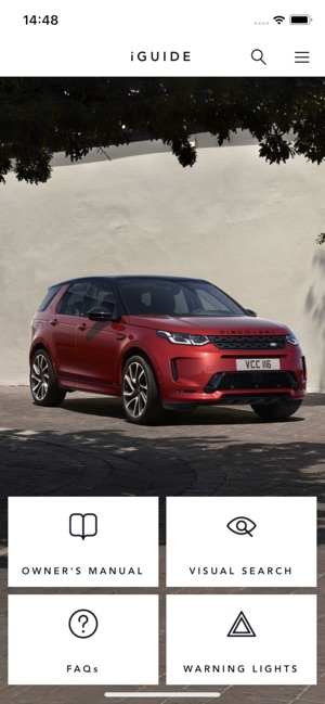 Land Rover iGuide on the App Store