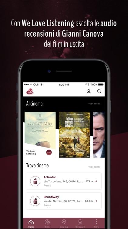 We Love Cinema screenshot-4