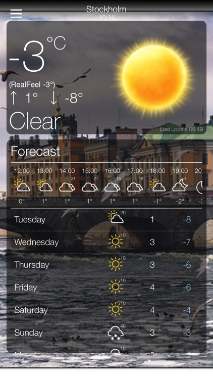 Weather +. screenshot-7